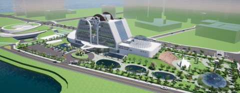 Prestige BioPharma Innovative Discovery Centre (IDC) in Busan, South Korea (Photo: Business Wire)