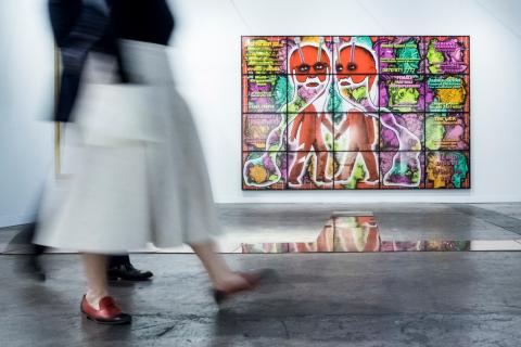 © 巴塞尔艺术展(Art Basel)