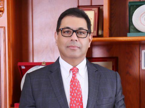 Mr. Joey Ghose, Group CEO, RCC - (Photo: AETOSWire)