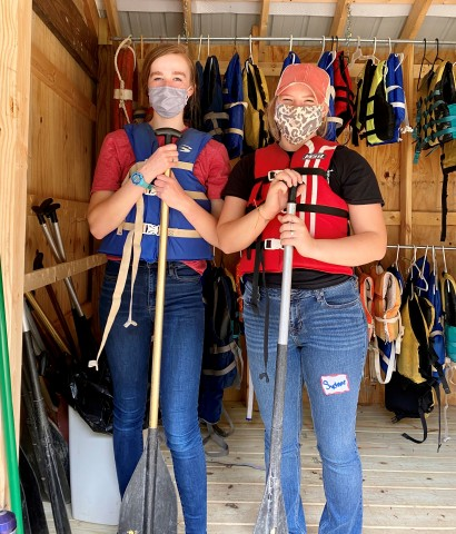 4-H students will attend enrichening camp activities with help from Tractor Supply's Spring Paper Clover funds. (Photo: Business Wire)
