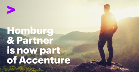 Homburg & Partner is now part of Accenture (Photo: Business Wire)