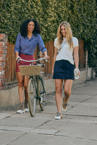 ATG by Wrangler™ provides versatility, moveability and price accessibility to women seeking sensibility and effortless style in their wardrobe staples. (Photo: Business Wire)