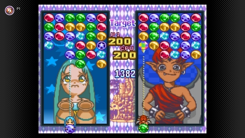Originally available on the Super Famicom system in Japan, Magical Drop2 is a puzzle game arriving on the Super Nintendo Entertainment System – Nintendo Switch Online library on May 26! Enjoy four playable modes, including a story mode with 10 characters to play. (Graphic: Business Wire)