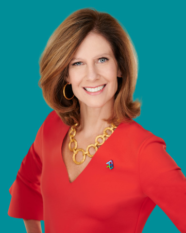 Susan Salka, President and CEO of AMN Healthcare, has been named to the inaugural list of Diversity, Equality and Inclusion (DE&I) Influencers by Staffing Industry Analysts. (Photo: Business Wire)