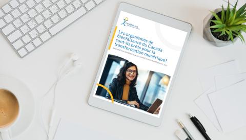CanaDon, la plus importante plateforme au pays pour faire des dons et des collectes de fonds en ligne, a publié les résultats du tout premier Sondage sur les compétences numériques dans le secteur caritatif canadien. Ce sondage, qui fournit des données de base cruciales sur la santé numérique du secteur caritatif canadien, a été conçu pour comprendre l'utilisation actuelle de la technologie et pour évaluer les obstacles potentiels à l'adoption de la technologie numérique et à l'amélioration des compétences numériques.