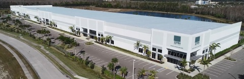 Exterior of production facility in Fort Myers (Photo: Business Wire)