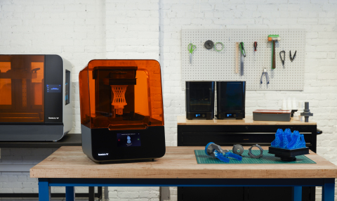 Formlabs today announced it raised a $150 million Series E led by SoftBank Vision Fund 2*, doubling its valuation to $2 billion. (Photo: Business Wire)