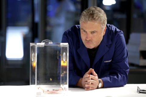 """William Petersen photo from """"CSI: Crime Scene Investigation"""" 2015 season (Photo: Business Wire)"""