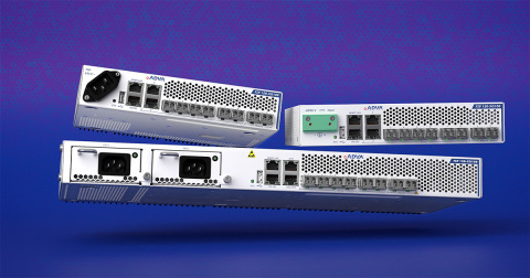 ADVA's new FSP 150 solution is key for network operators seeking to migrate customers to 10G services (Photo: Business Wire)