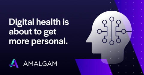 Amalgam Rx Acquires Adaptive, Conversational, Artificial Intelligence (AI) Assets (Graphic: Business Wire)