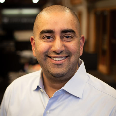 Ronak Sheth, President and Chief Revenue Officer for Pricefx (Photo: Business Wire)