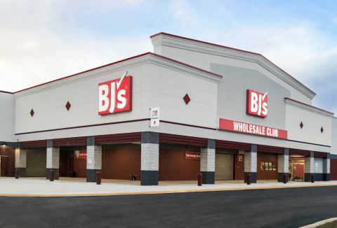 BJ's Wholesale Club, a leading operator of membership warehouse clubs in the Eastern United States, announced on May 20, 2021 that it is expanding its footprint by opening six new clubs this fiscal year. (Photo: Business Wire)
