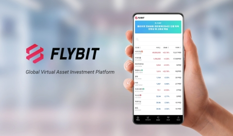 The operator of the virtual asset exchange Flybit, the Korea Digital Exchange has received the notice of early dismissal of the tax investigation without imposition from the Korean National Tax Service. Flybit has fulfilled obligations to report and issue VAT and other duties on virtual assets, as well as complying with all local compliance and regulations according to applicable accounting standards and tax laws. Flybit will continue to cooperate in good faith and transparency of its bookkeeping and accounting methods as stipulated by the Korean government in the provision of reliable accounting information. (Graphic: Business Wire)