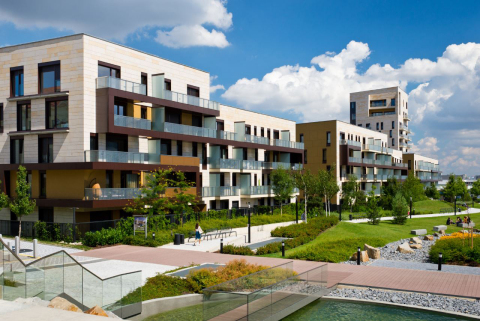 The development of low-carbon concrete is a major challenge for the construction industry. (Photo: Shutterstock)