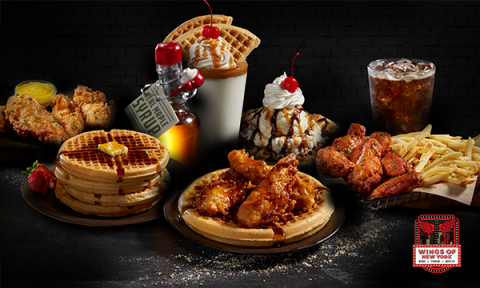 Wings of New York Menu Items (Photo: Business Wire)