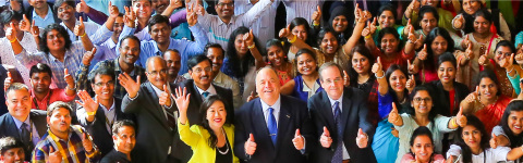 Rimini Street India Certified as Great Place to Work® Company (Photo: Business Wire)