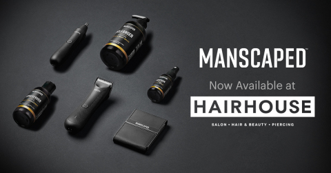 The Australian Bush is natural and wild. With MANSCAPED's best-selling tools and coveted formulations, now at Hairhouse, your bush doesn't have to be. (Graphic: Business Wire)