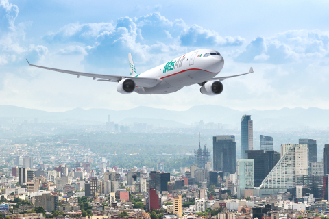 CDB Aviation and its newest customer in the Americas, Mexico-based MasAir, have agreed to a long-term lease for two A330-300 P2F, marking the lessor's first leasing transaction with an airline operator for the next generation A330 P2F freighter. (Photo: Business Wire)