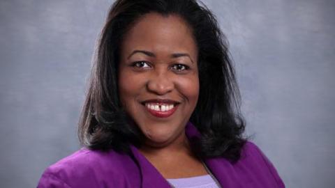 Gigi Dixon, head of External Engagement for Diverse Segments, Representation and Inclusion at Wells Fargo (Photo: Wells Fargo)