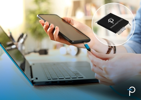 Power Integrations Introduces InnoSwitch4-CZ Flyback Switcher ICs for a New Class of Mobile Charging Devices (Photo: Business Wire)