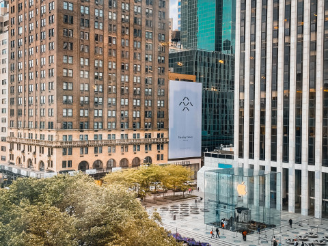 FF Futurist Experience Kicks Off in New York City (Photo: Business Wire)
