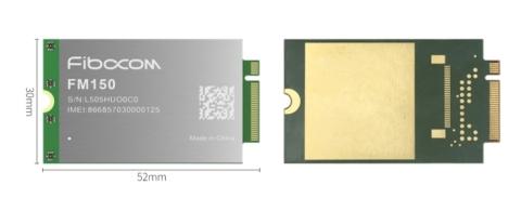 Fibocom FM150-NA Module (Photo: Fibocom)