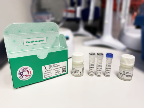 Twist Library Preparation Enzymatic Fragmentation Kit 2.0, a robust all-in-one solution designed to maximize accuracy and efficiency in library construction and amplification when conducting next-generation sequencing (NGS) for targeted applications. (Photo: Business Wire)