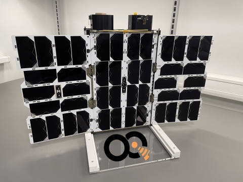 Tiger-2, the World's First 5G IoT Satellite During Integration