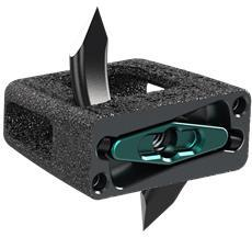 Blackhawk™ Ti Cervical Spacer System (Photo: Business Wire)