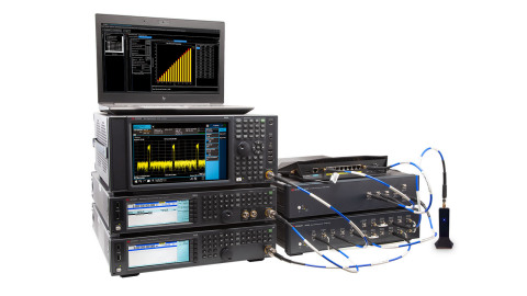 The new Keysight IOT0047A regulatory test solution enables customers to accelerate the certification of wireless devices that use the unlicensed bands at 2.4 and 5 GHz and achieve time-to-market goals. (Photo: Business Wire)