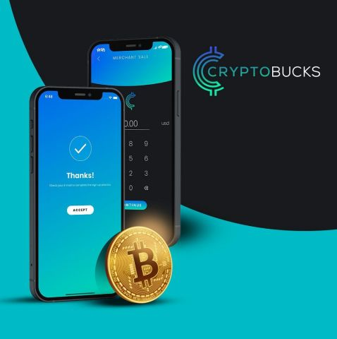 South Florida's Shokworks and Aliant Payments partnered on Cryptobucks, a payment processing app that can accept Visa, Mastercard, American Express and crypto payments. (Photo: Business Wire)