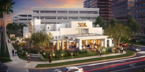 SOL Mexican Cocina is undergoing a multi-million dollar renovation to replace El Torito Grill in Irvine and will open Fall 2021 at Centerview. (Photo: Business Wire)