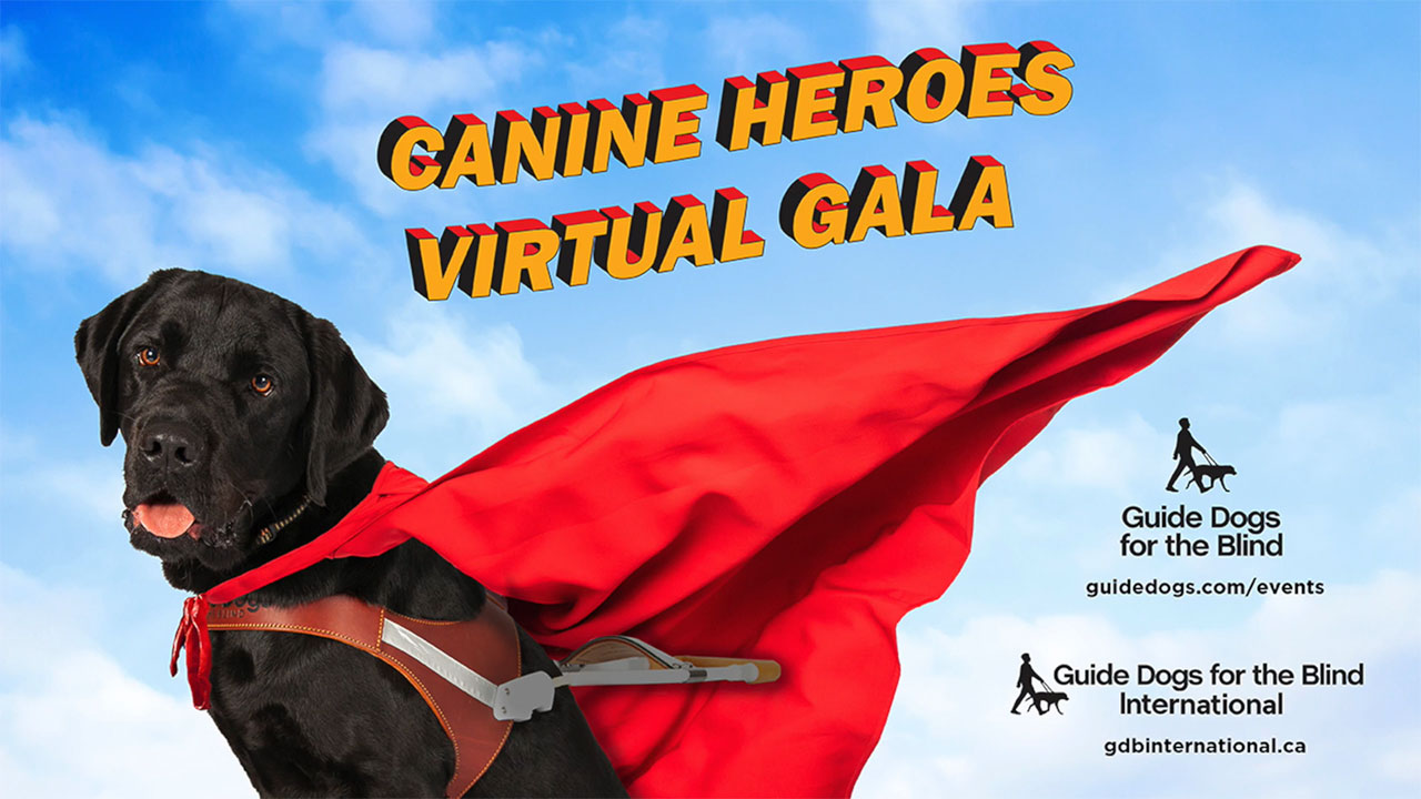 Canine Heroes Virtual Gala 2021