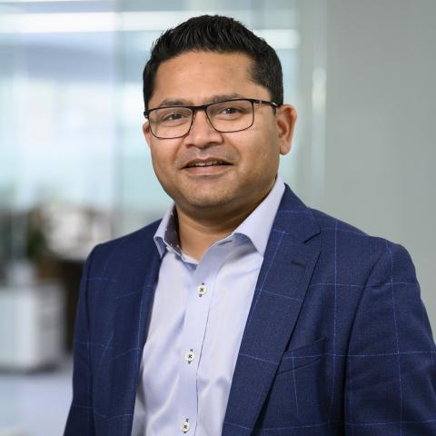 Vikas Sharma, PhD, Chief Business Officer (Photo: Business Wire)