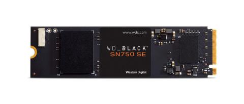 WD_BLACK SN750 SE NVMe SSD (Photo: Business Wire)