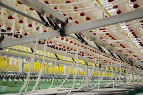 Turkish Textile Factory (Photo: ITHIB)
