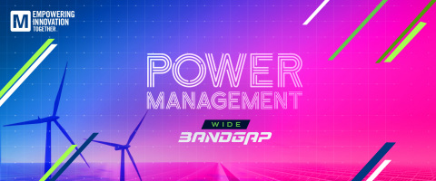 The second installment of Mouser Electronics' 2021 Empowering Innovation Together program and The Tech Between Us podcast explore power management and the potential behind wide bandgap technology. (Photo: Business Wire)