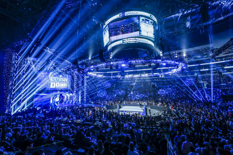 WWE Announces Next Three Dates On 25-City Summer Tour (Photo: Business Wire)