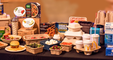 Footprint's plant-based fiber solutions. (Photo: Business Wire)