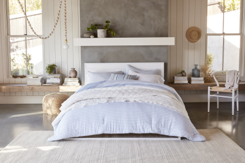 Gap Home collection, available to shop on Walmart.com in June. (Photo: Business Wire)