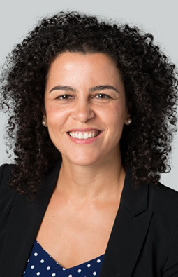 Rana Al-Hallaq, Ph.D. (Photo: Business Wire)