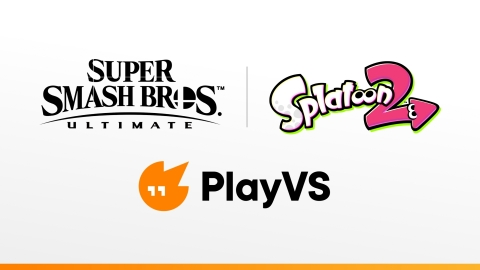 Through this partnership with Nintendo and PlayVS's exclusive partnership with state and national high school athletic associations, high school players can now compete in officially sanctioned high school Super Smash Bros. Ultimate, Splatoon 2 and Mario Kart 8 Deluxe matches. (Graphic: Business Wire)