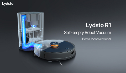 Self-empty Robot Vacuum to the Rescue (Photo: Business Wire)