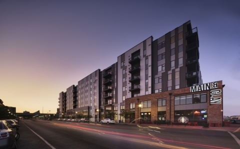 Main & Clay in Louisville, Kentucky (Photo: Business Wire)