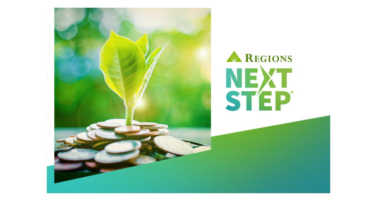 Next Step Growing Savings.