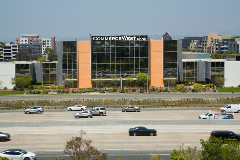 CommerceWest Bank New Corporate Headquarters (Photo: Business Wire)