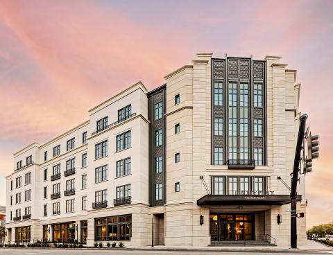 Liberty Place Charleston by Hilton Club. (Photo: Business Wire)