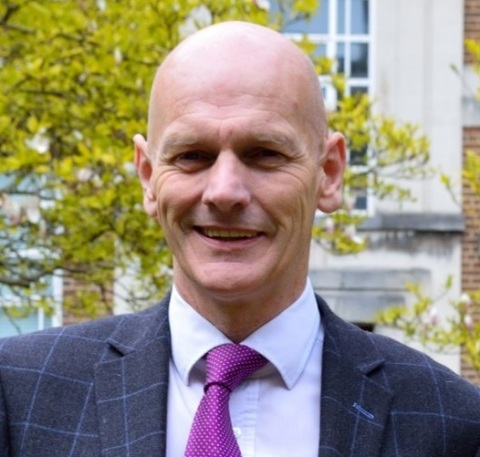 Professor Chris Elliott (Photo: Business Wire)