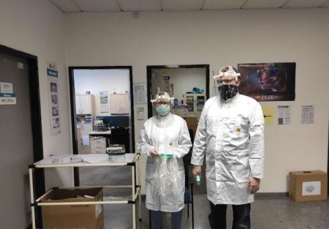 Hisense не жалела усилий, чтобы обеспечить здоровье сотрудников и их семей во время пандемии. (Фото: Business Wire)