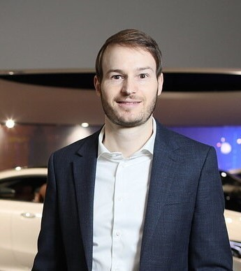 Tobias Rist, Vice President and CFO, Mercedes-Benz USA. (Photo: Business Wire)